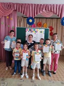 Районный шашечный турнир среди команд ДОУ