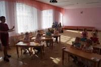 Открытый показ НОД для учителей начальных классов (воспитатель Шашина Н.Б.)